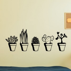 Sticker variétés de plantes
