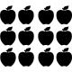 Sticker pommes en ligne