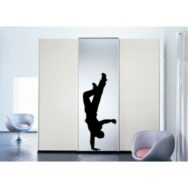Sticker Danseur 1