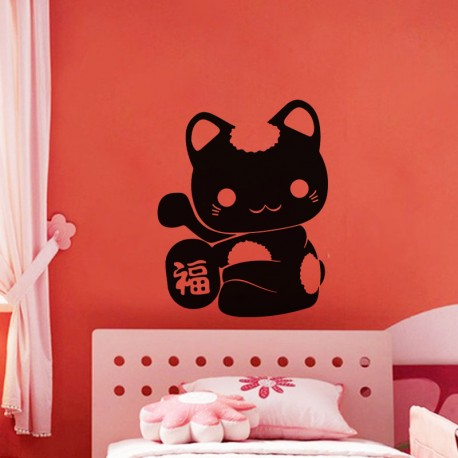 Sticker chat chinois