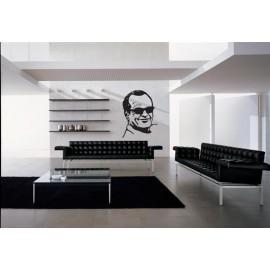 Sticker Jack Nicholson