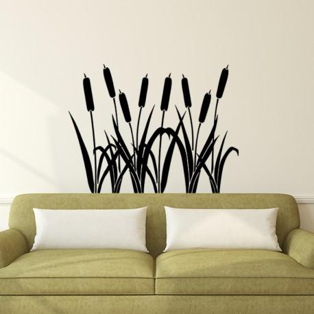 Sticker design plante