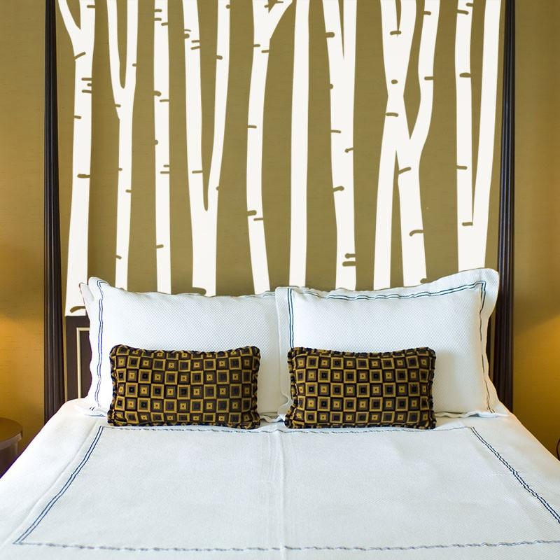 sticker bambous en ligne. Black Bedroom Furniture Sets. Home Design Ideas
