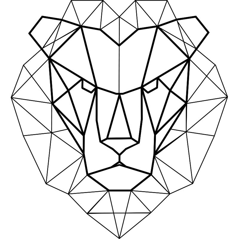 Lion Origami Image Collections Instructions Easy For Kids