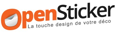 Open sticker : boutique en ligne de stickers citations, texte & stickers muraux de décoration