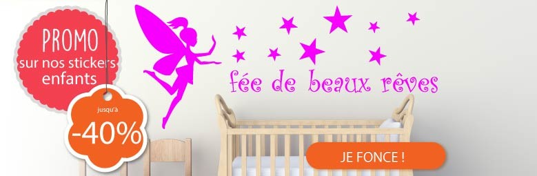 Promotion stickers enfant